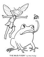 the-mud-fairy-coloring-sheet
